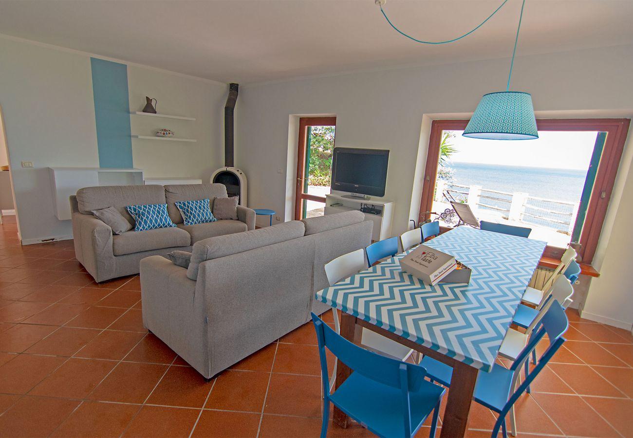Villa in Marciana Marina - Casa Rosa di Redinoce