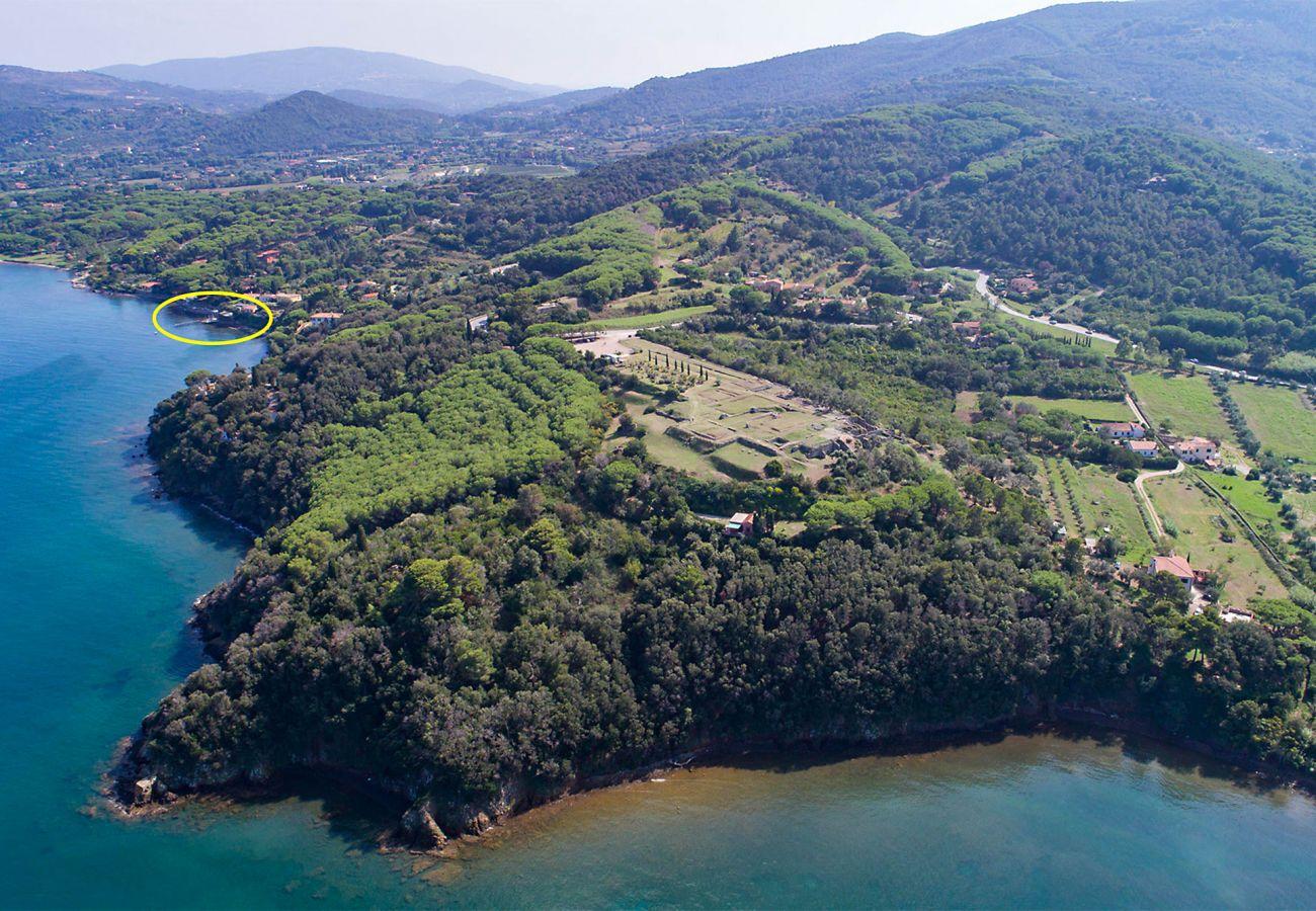 Villa in Portoferraio - Le Grotte Villa