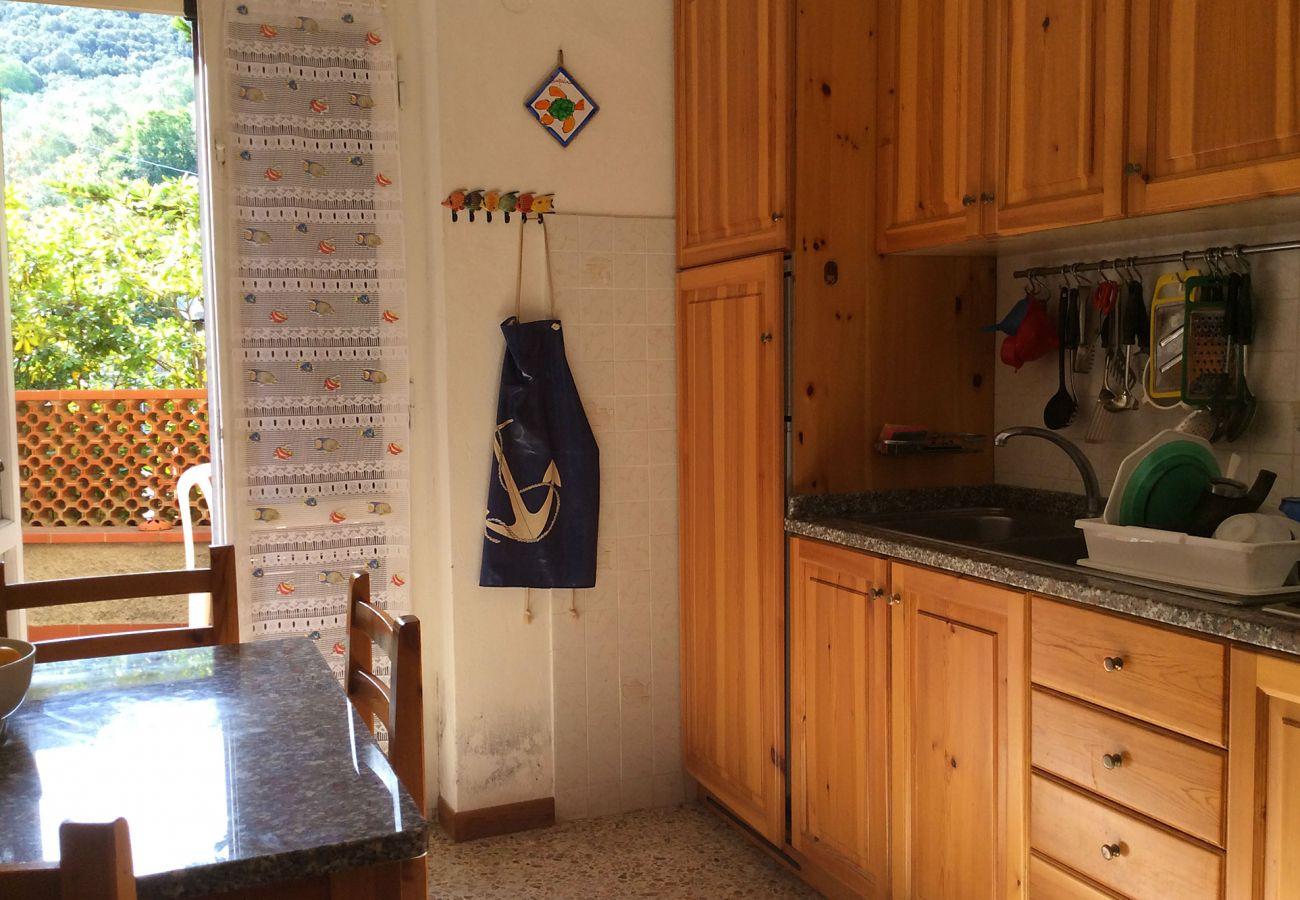 Ferienhaus in Portoferraio - Le Ginestre