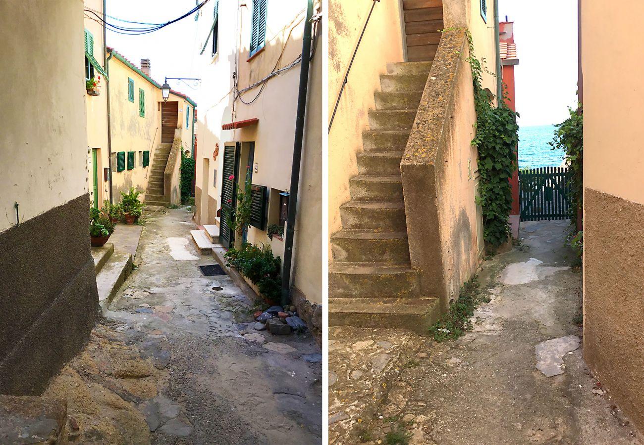 Ferienhaus in Portoferraio - Casa Scaglieri