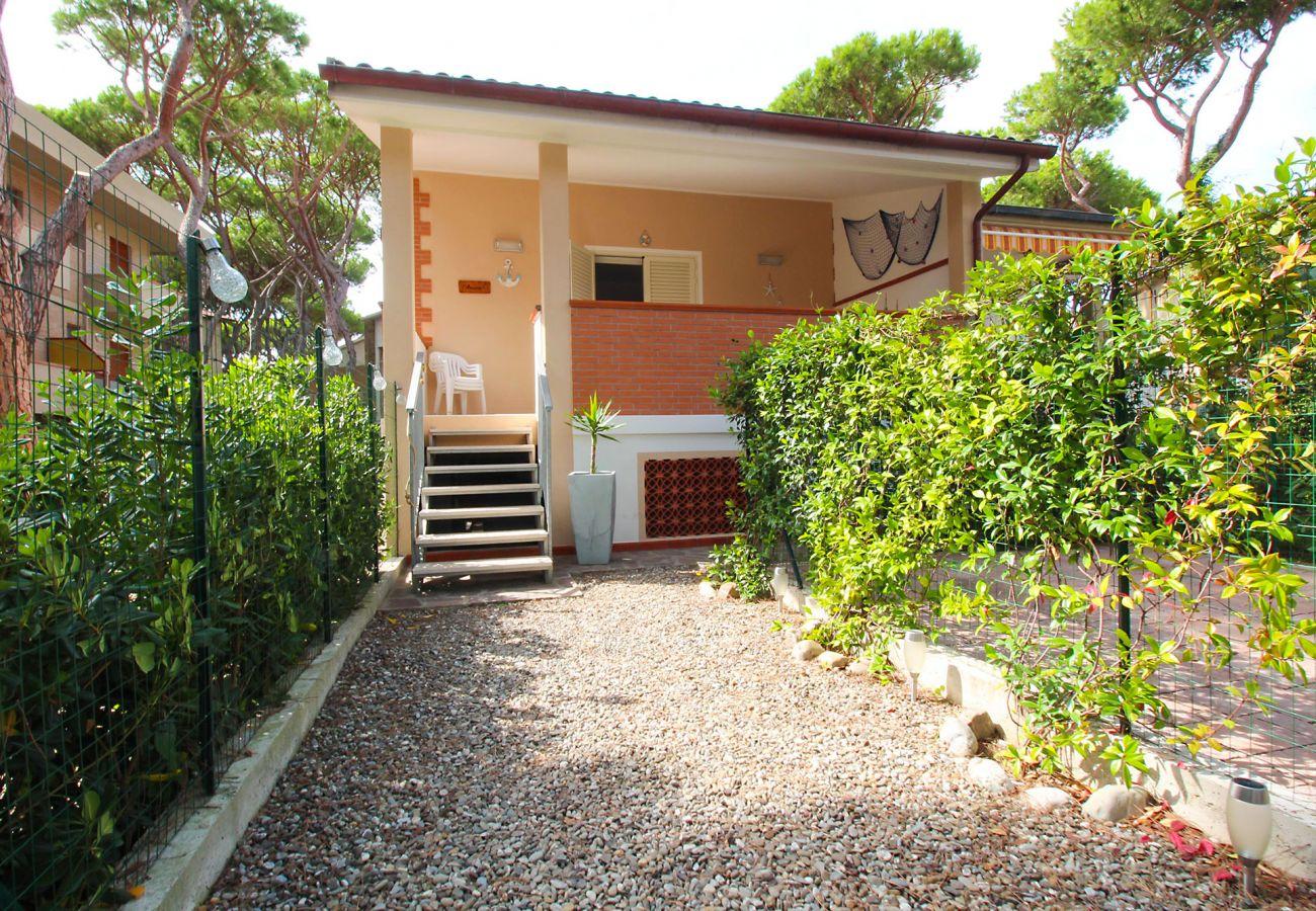Wohnung Ancora in der Residenz Il Faro - Der unabhängige Eingang