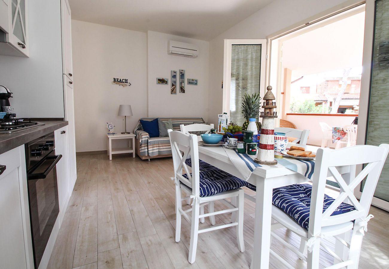 Wohnung Ancora - Marina di Grosseto