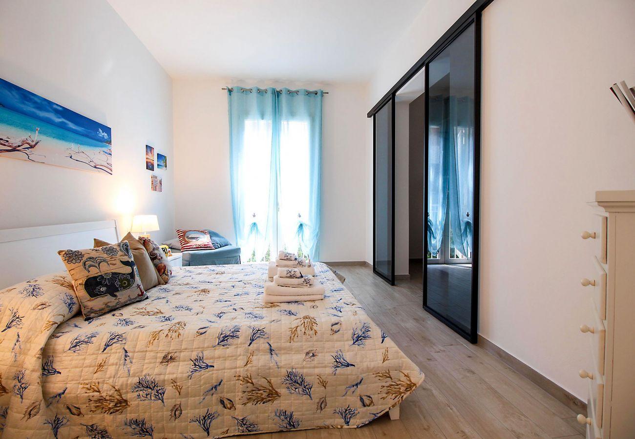 Wohnung Ancora -Das zweite Schlafzimmer