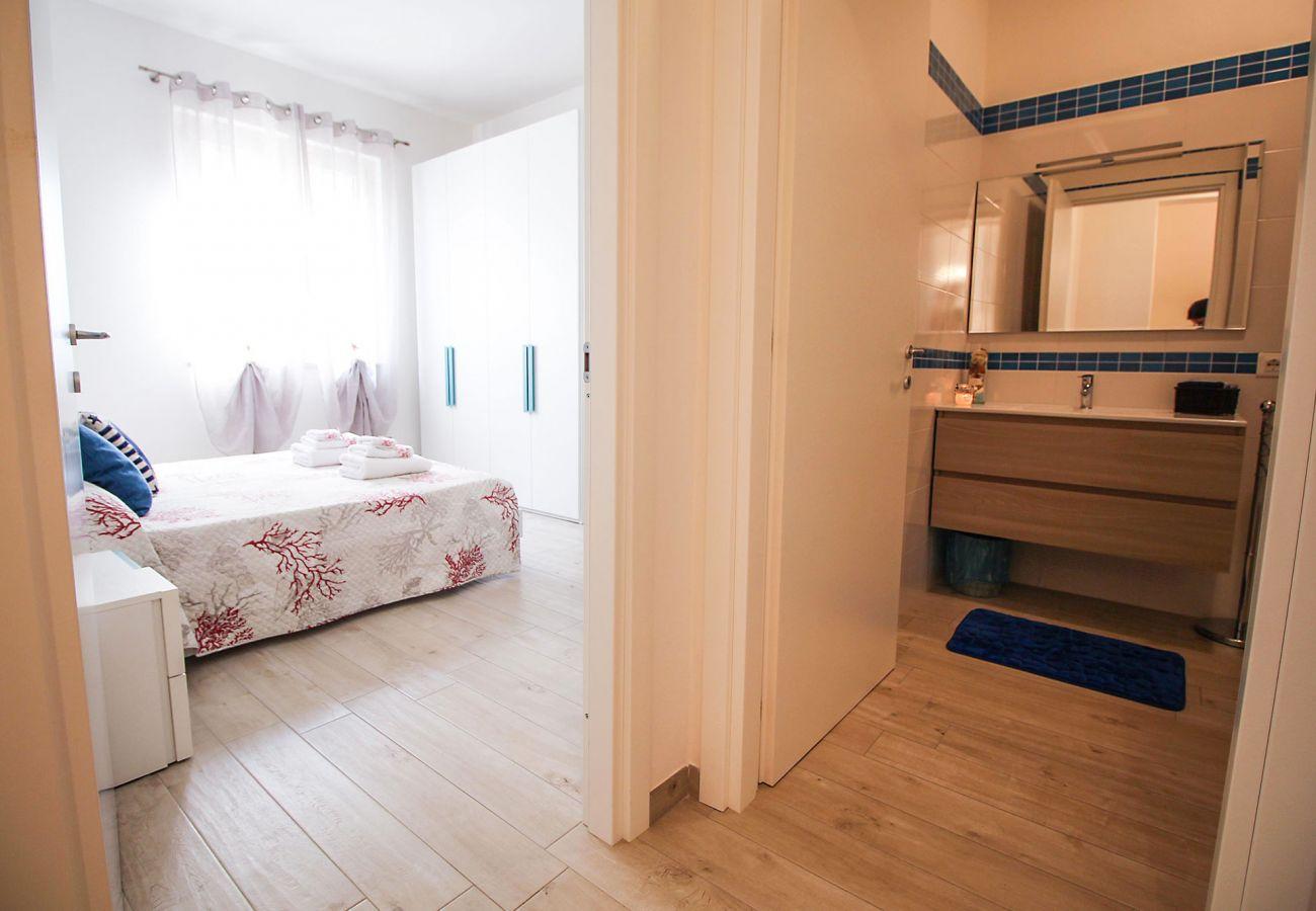Wohnung Ancora in Marina di Grosseto - Privatsphäre und Komfort