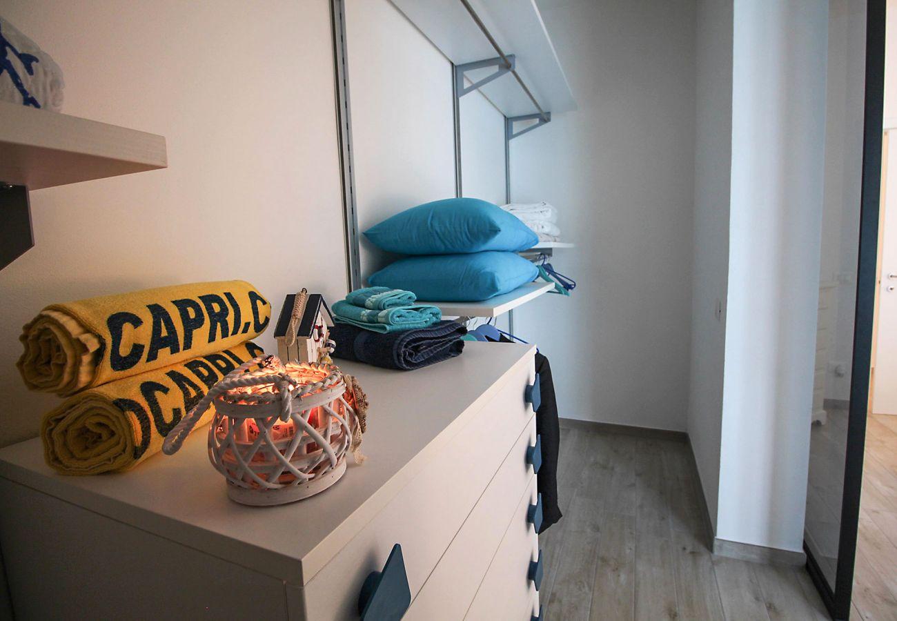 Wohnung Ancora in Marina di Grosseto - Ihr Komfort in der toskanischen Maremma