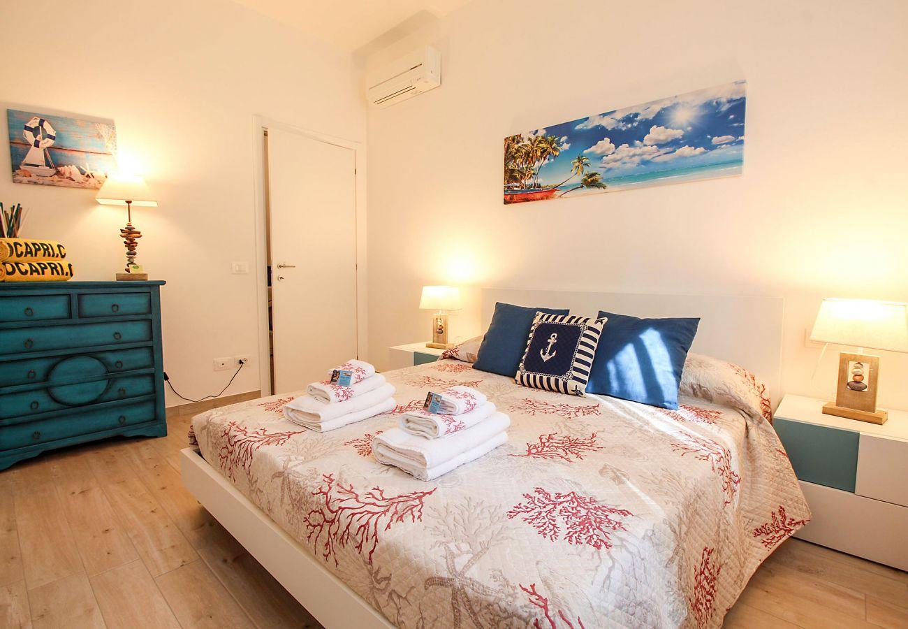 Wohnung Ancora in Marina di Grosseto - Garantierte Entspannung