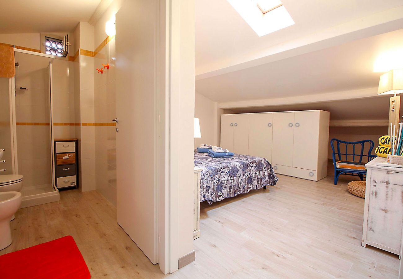 Marina di Grosseto-Ferienwohnung Il Timone - Der erste Stock