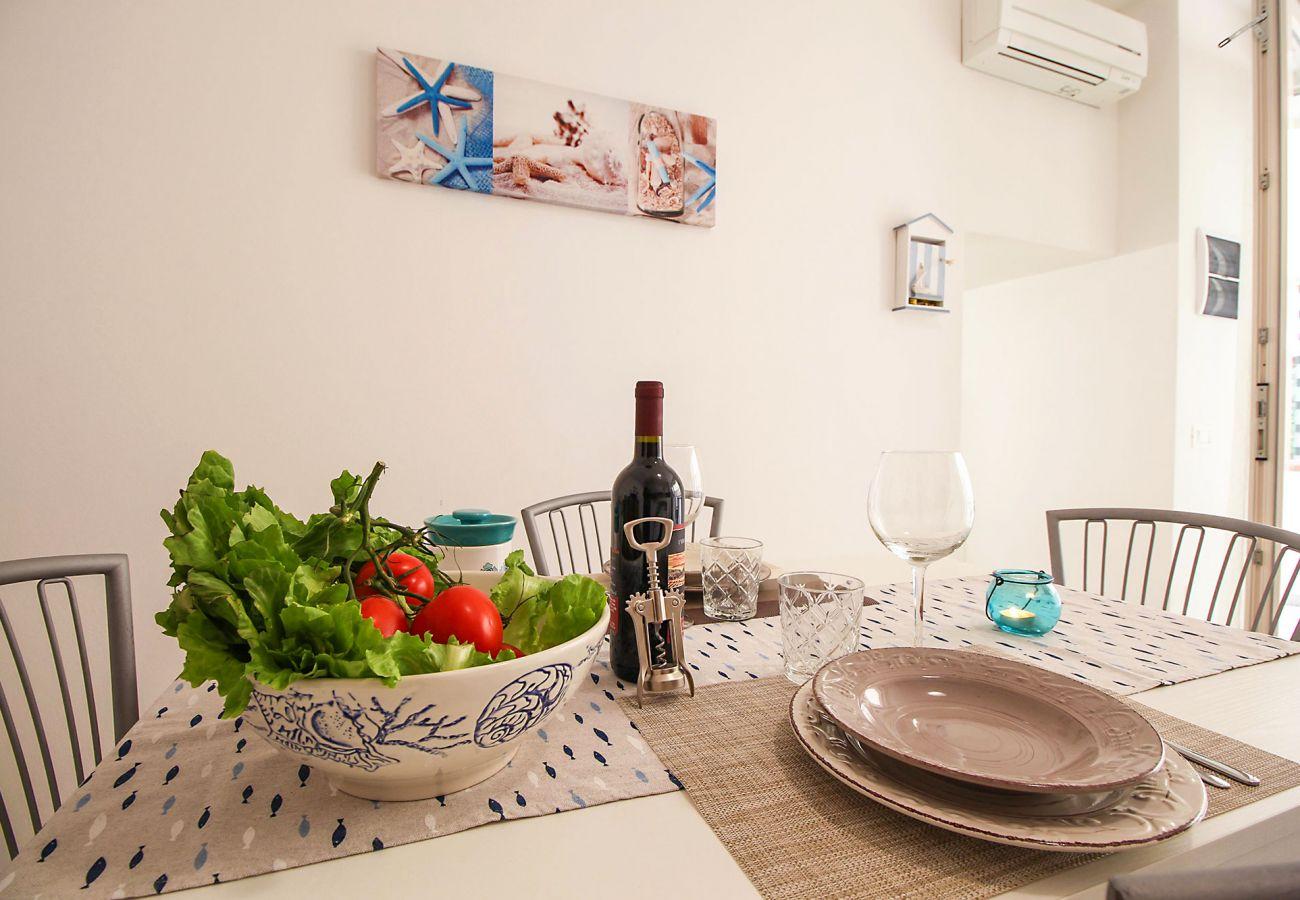 Marina di Grosseto - Wohnung L'Oblò - Glücklicher Aufenthalt im MaremmaLink