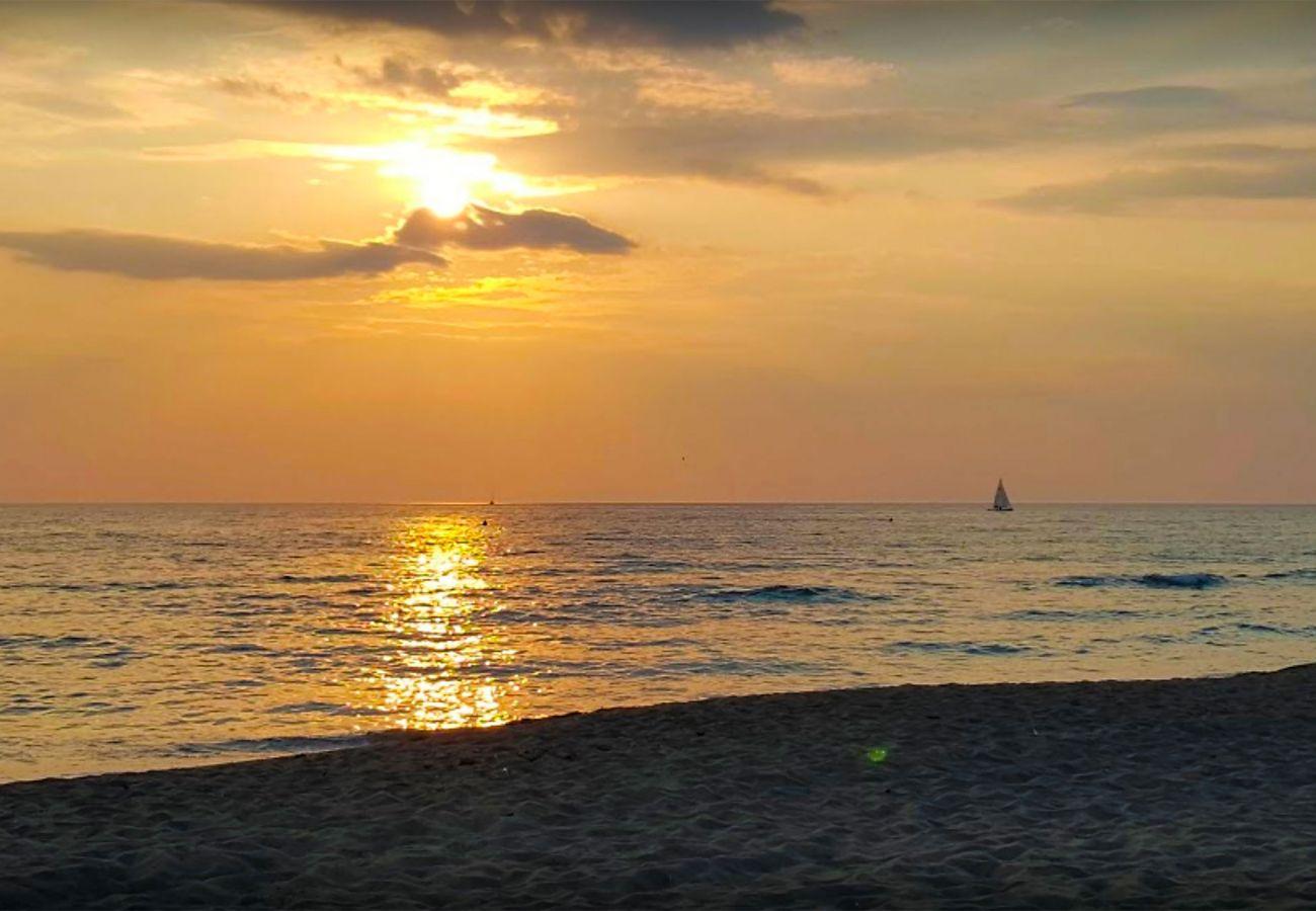 Maremma Toskana Land der Sonnenuntergänge