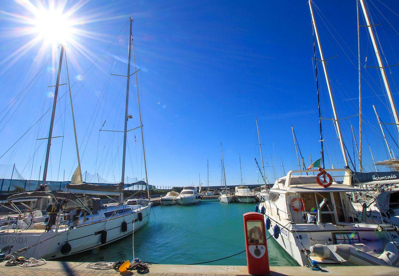 Chalet in Marina di Grosseto - Villino Azzurro