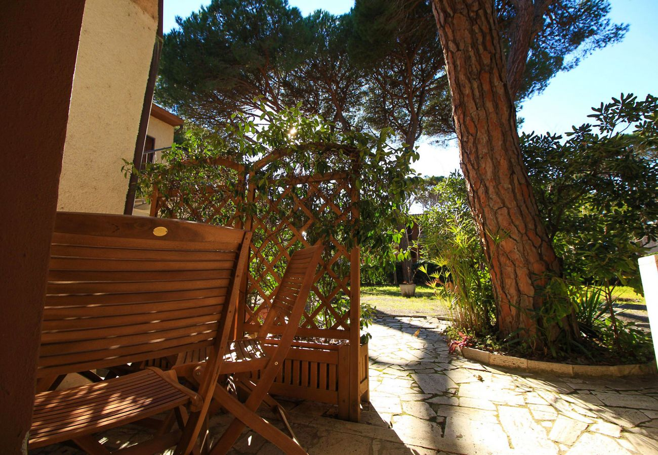 Ferienwohnung in Marina di Grosseto - Appartamento Puccini