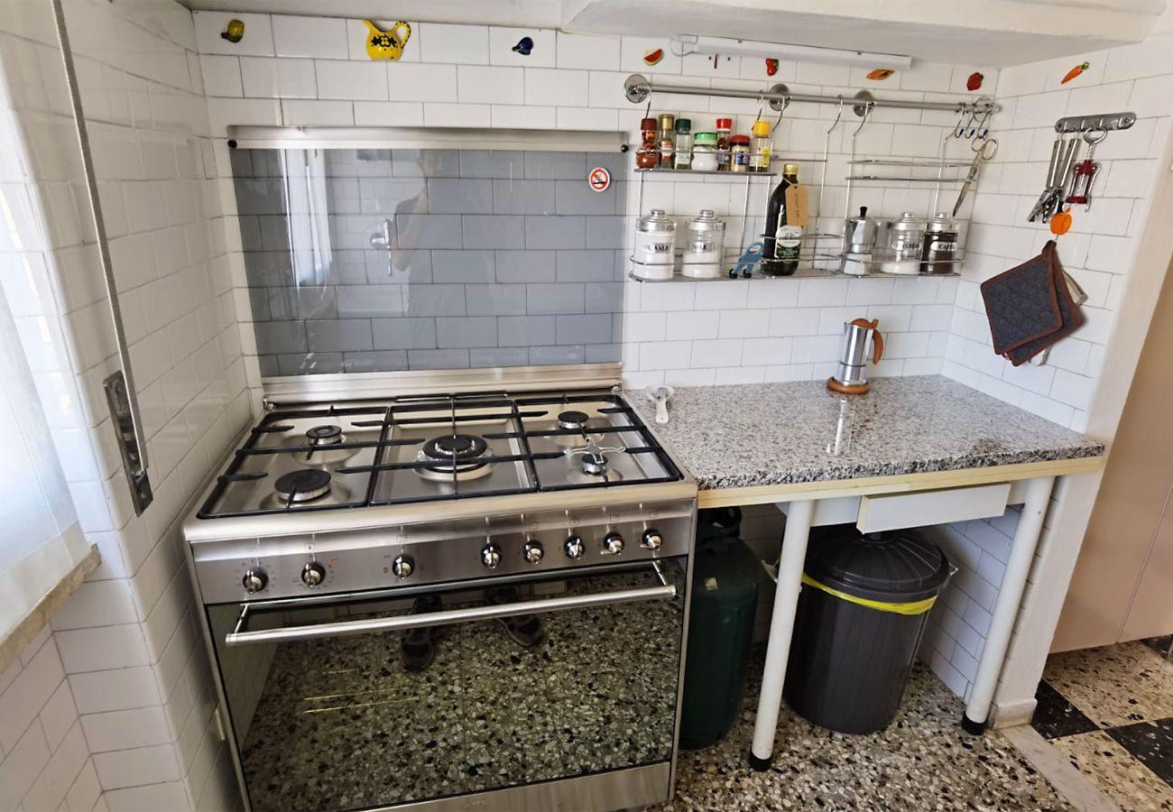 Castiglione della Pescaia - Wohnung Anna- Für die Liebhaber des Kochens