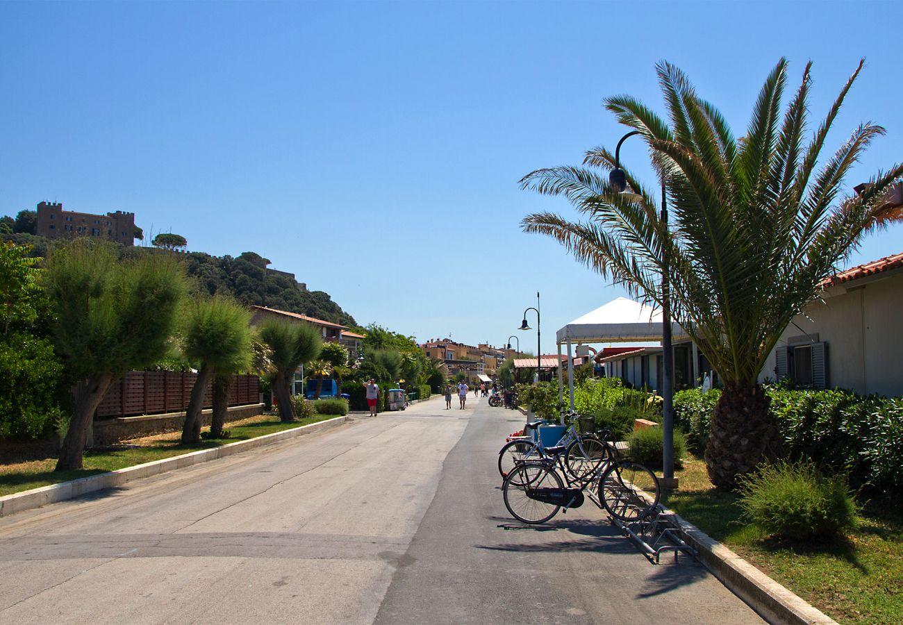 Castiglione della Pescaia- Wohnung Anna-Die Küste