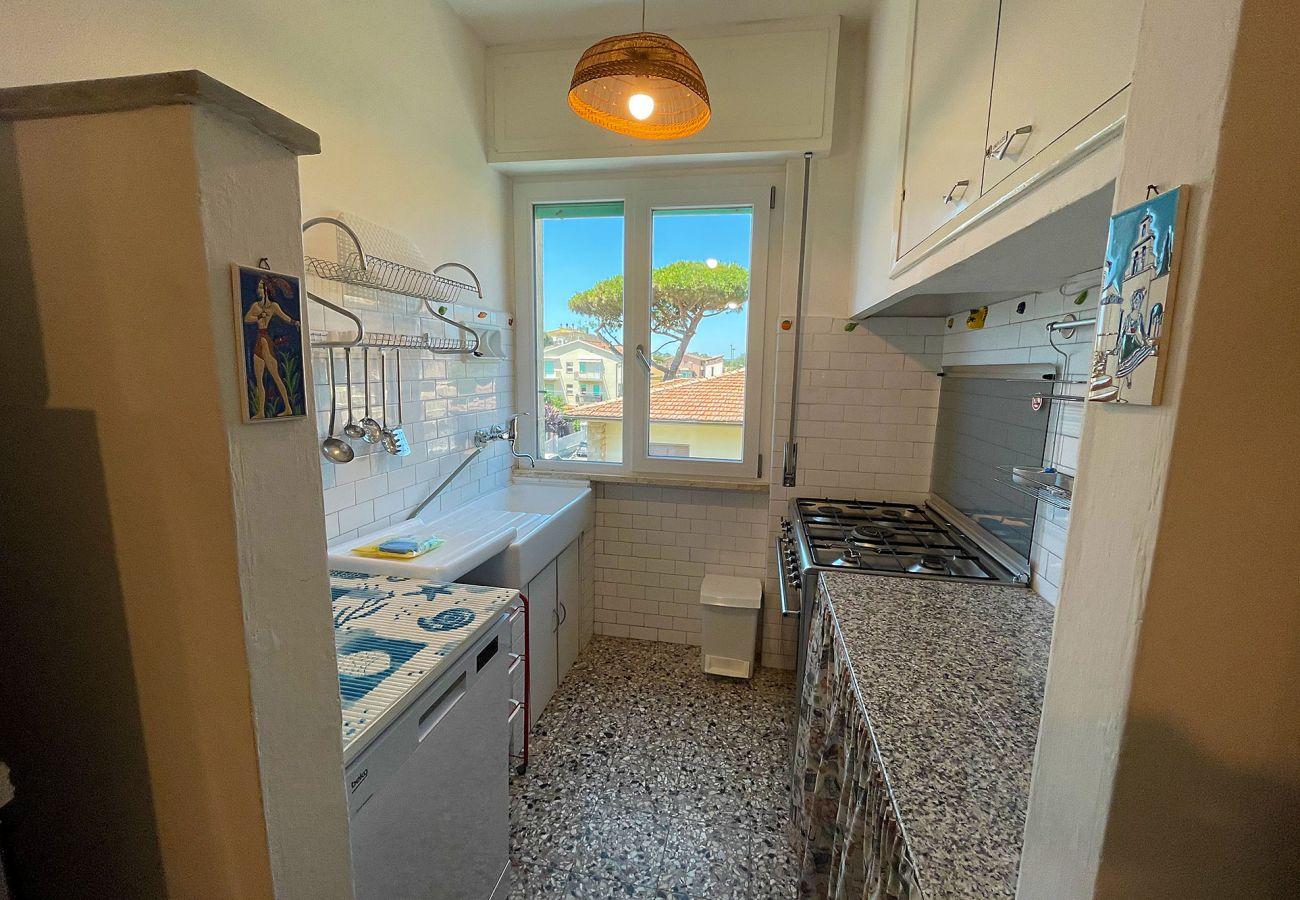 Ferienwohnung in Castiglione della Pescaia - Appartamento Anna