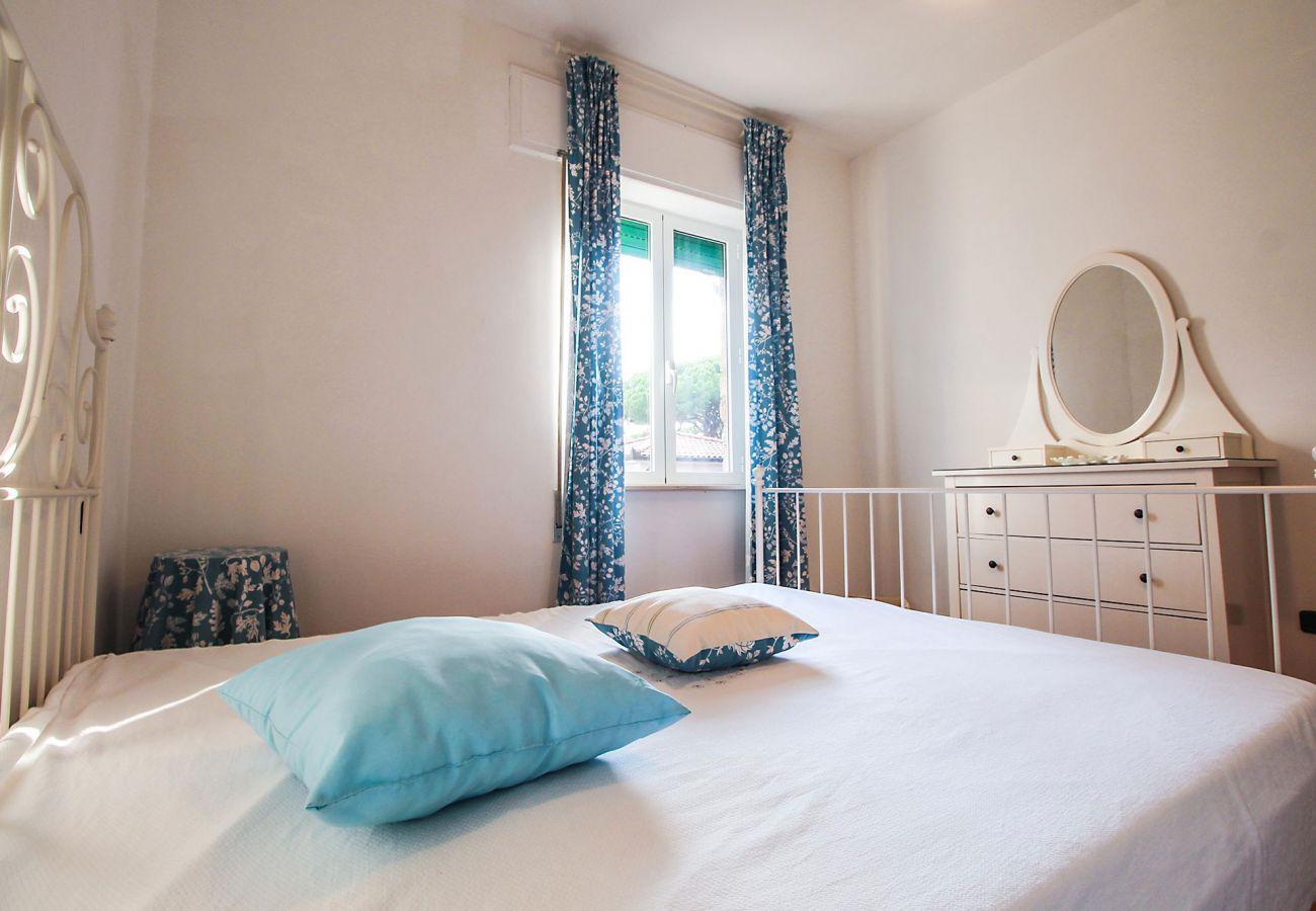 Marina di Grosseto - Wohnung Lavanda - Das Doppelzimmer