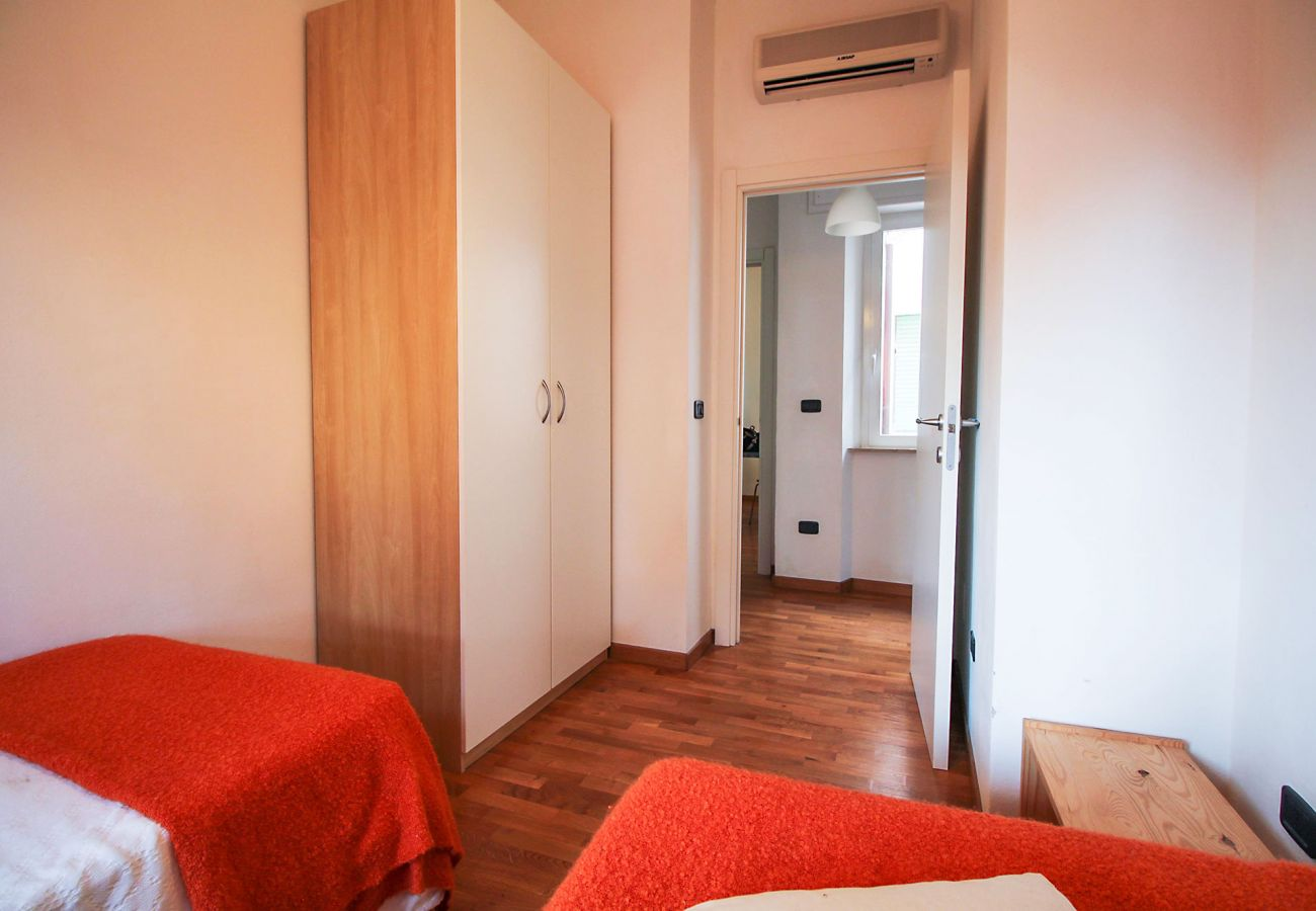 Marina di Grosseto-Wohnung- Lavanda - Das zweite Schlafzimmer