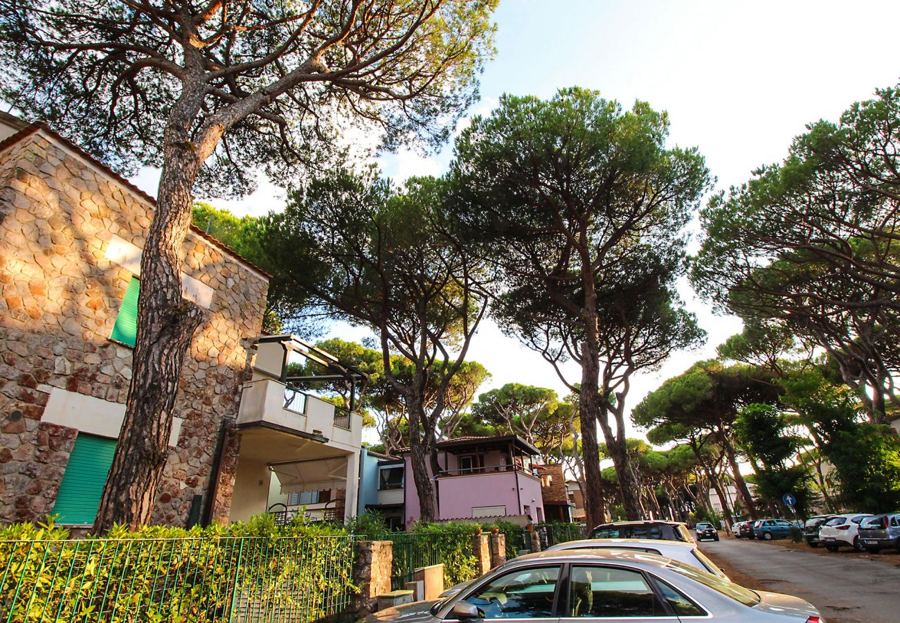 Marina di Grosseto - Wohnung Lavanda - Kostenlose Parkplätze