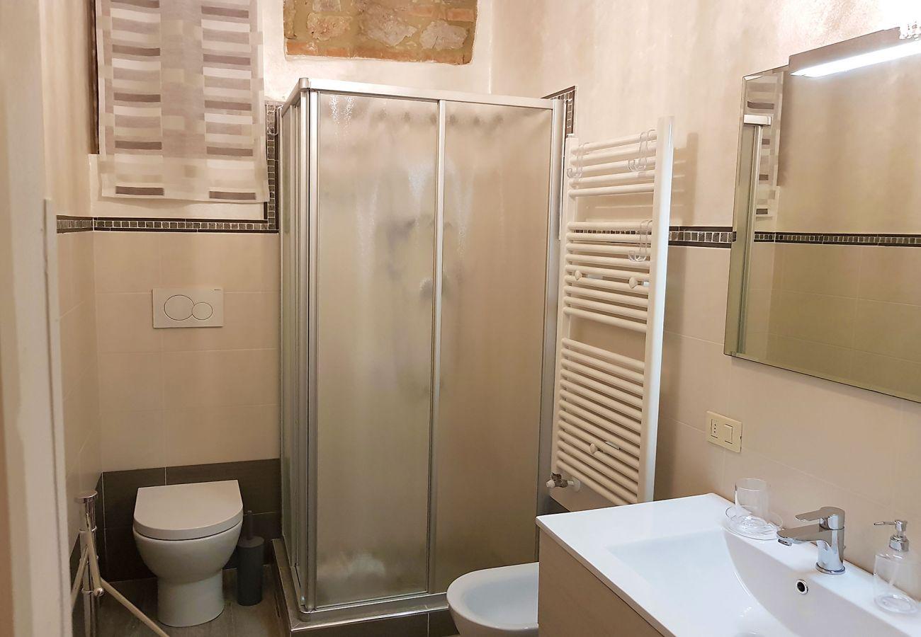 Ferienhaus in Alberese - Casale Rovereto