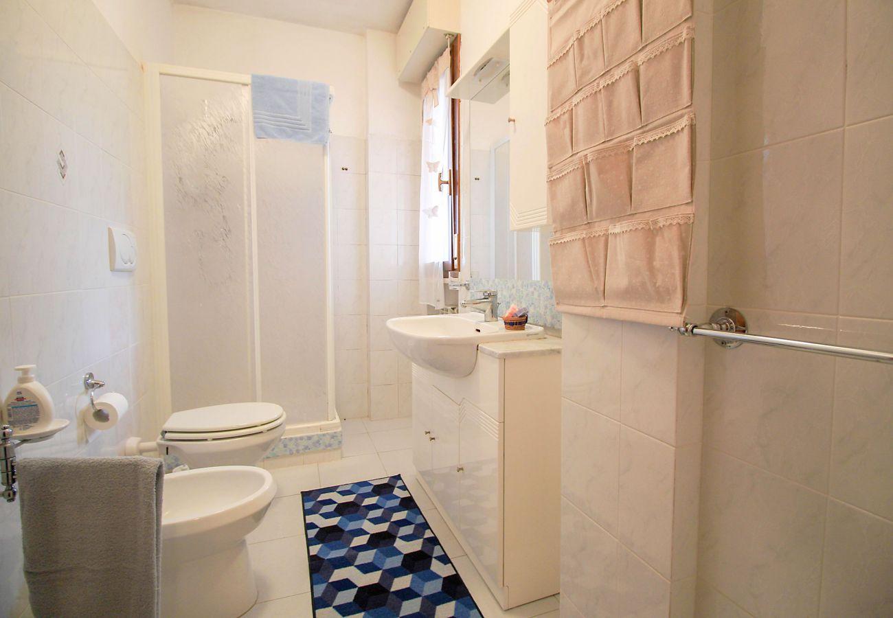 Ferienwohnung in Porto Santo Stefano - Appartamento Pozzarello