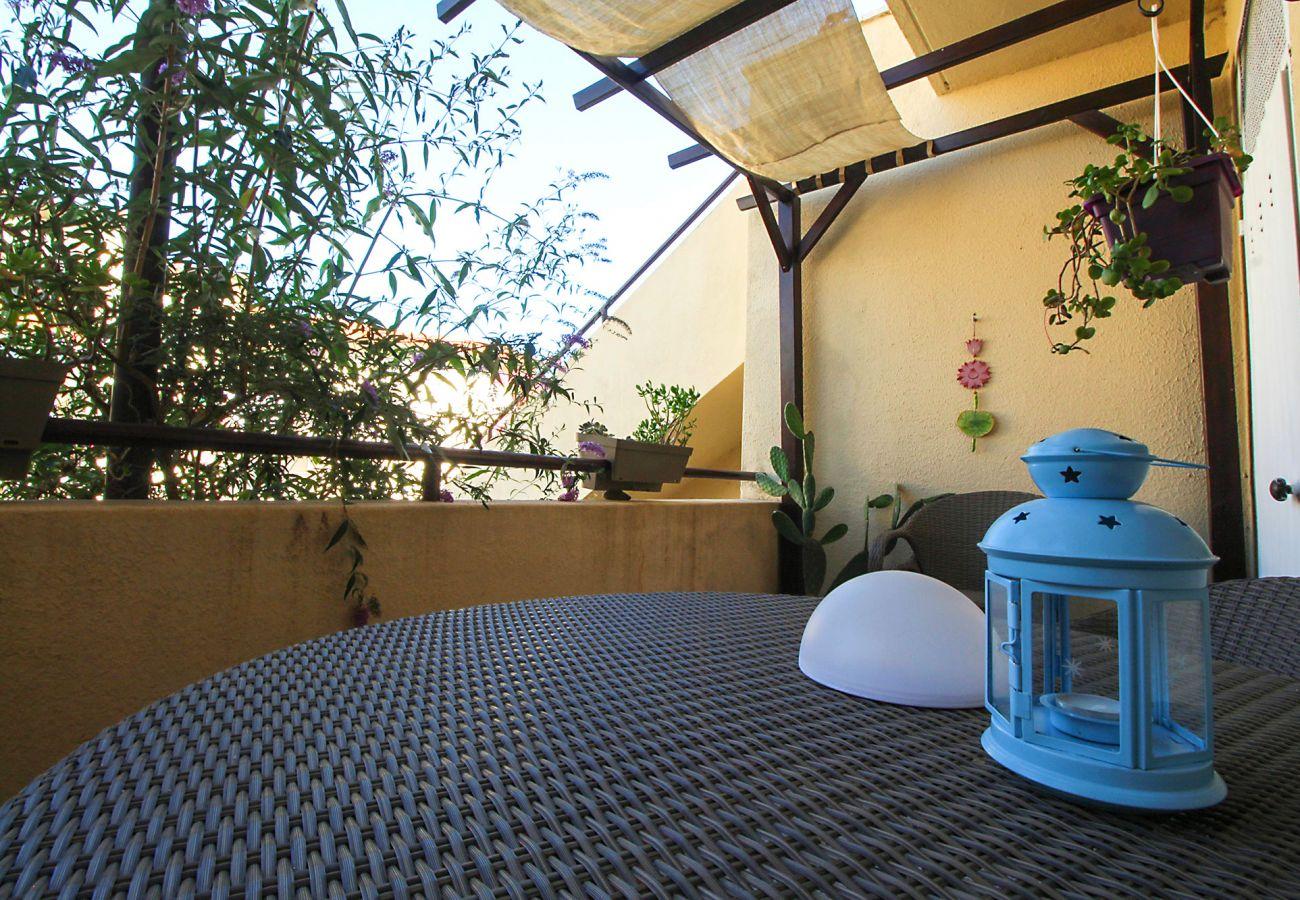 Ferienwohnung in Talamone - Appartamento Talamone