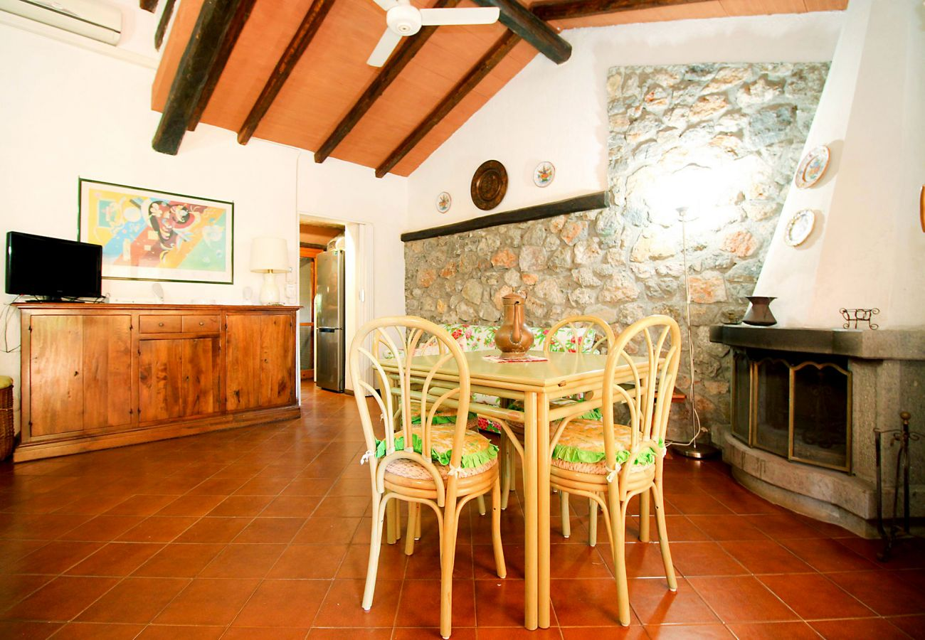 Ferienhaus in Orbetello - Casa Le Saline