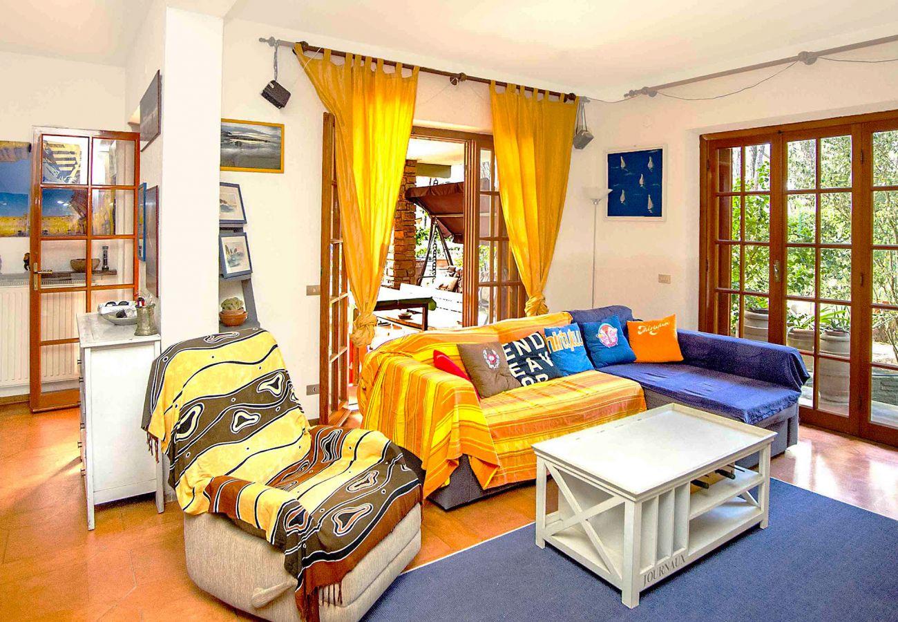 Ferienhaus in Principina a Mare - Casa Luca