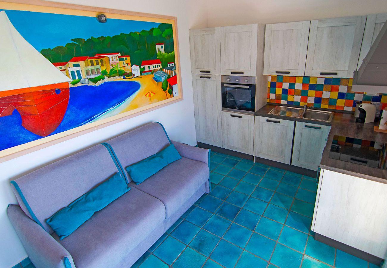 Ferienwohnung in Portoferraio - Appartamento Terrazza