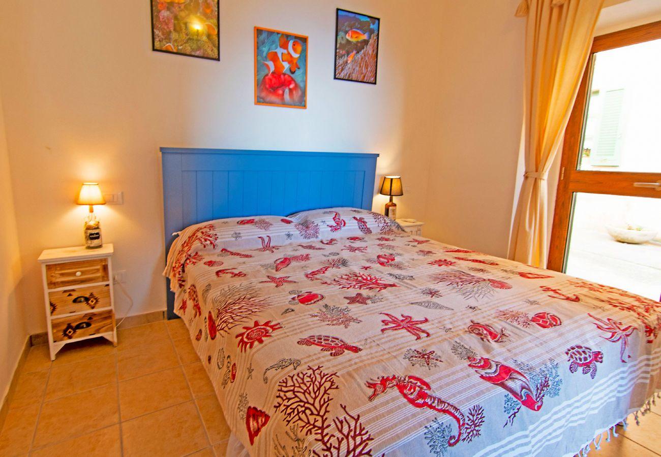 Ferienwohnung in Portoferraio - Appartamento Patio
