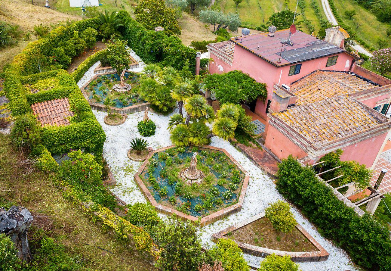 Villa à Portoferraio - Villa Letizia
