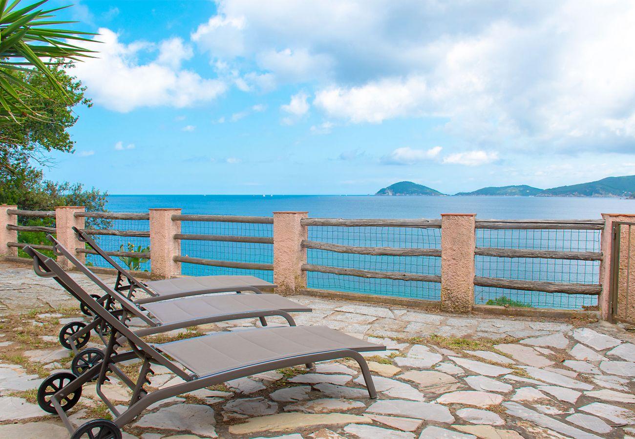 Villa à Marciana Marina - Casa Rosa di Redinoce