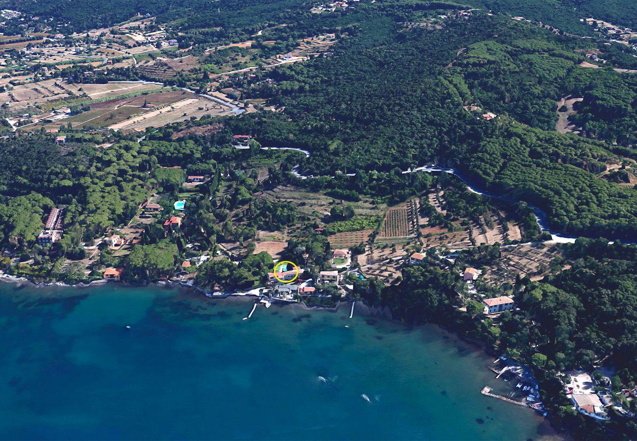 Chalet à Portoferraio - Le Grotte Cottage