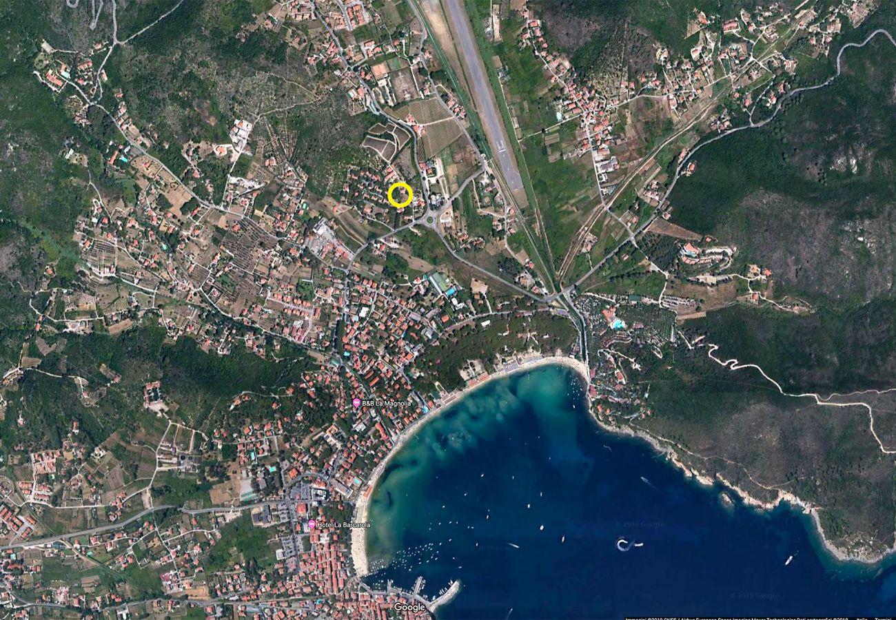 Chalet à Marina di Campo - Villetta le Palme