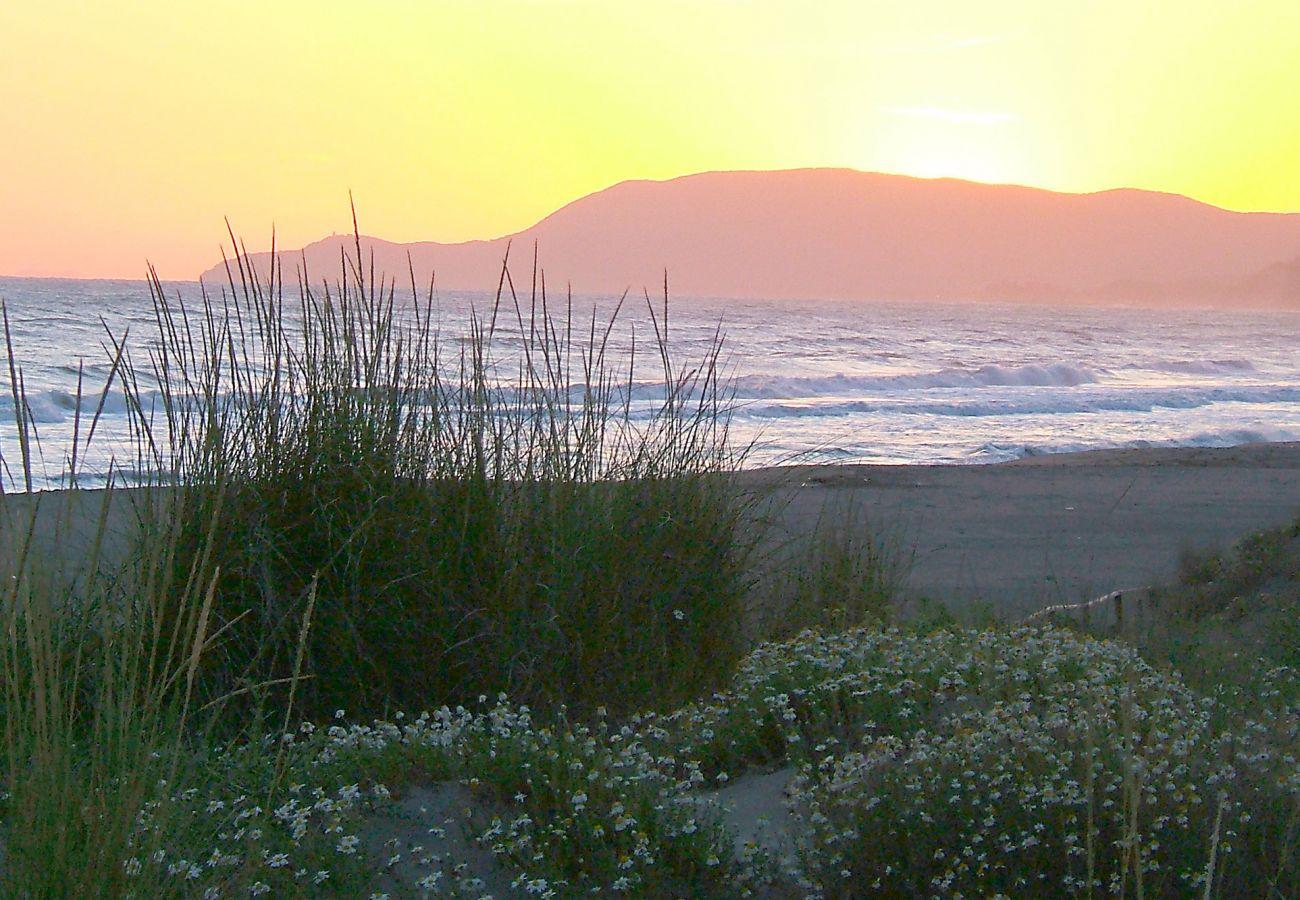 La Maremme toscane, pays des couchers de soleil