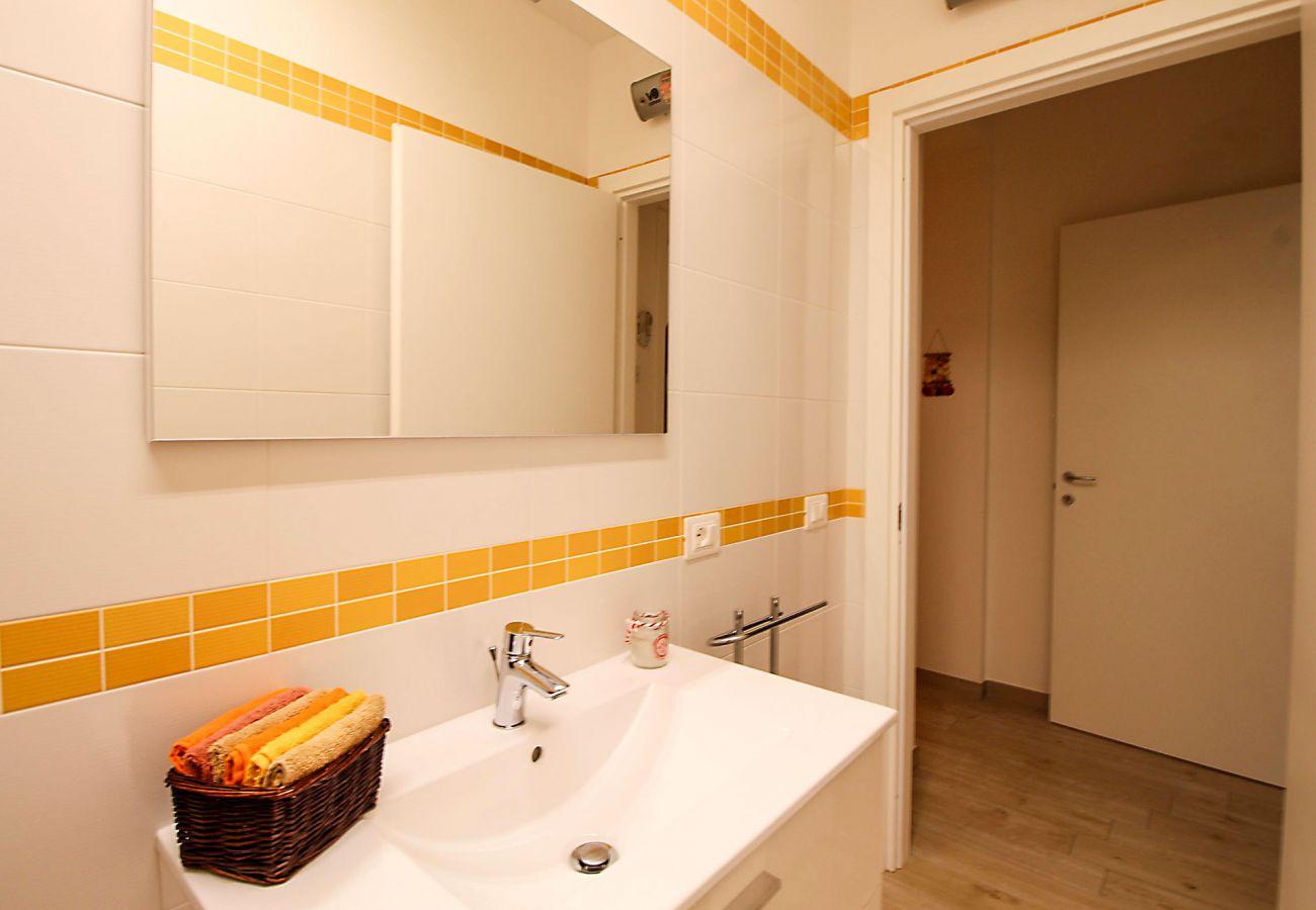 Marina di Grosseto - Appartement L'Oblò - Couleurs vives dans toutes les chambres