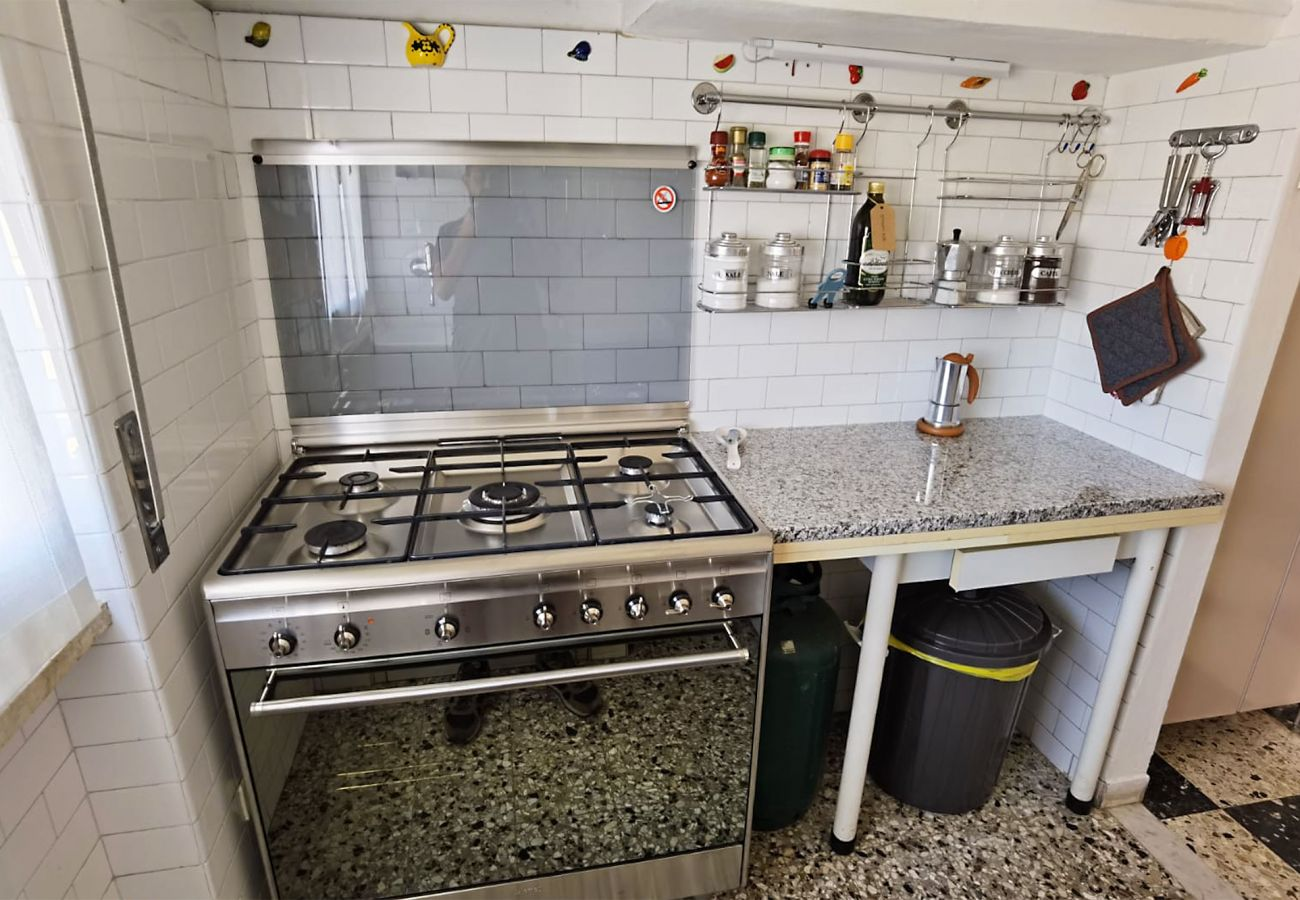 Castiglione della Pescaia - Anna Apartment - Pour les amateurs de cuisine