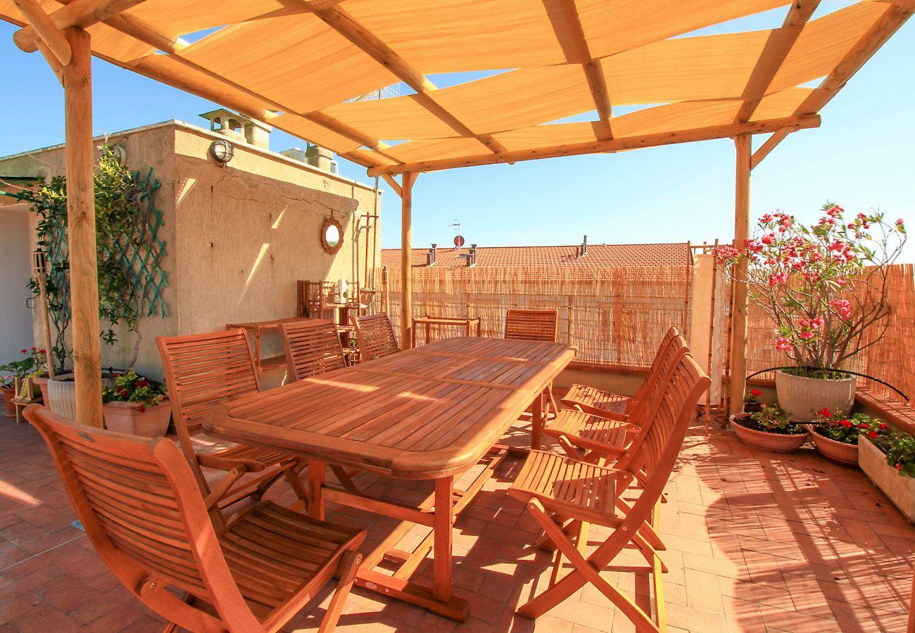 Castiglione della Pescaia - Anna Apartment - Vacances en plein air