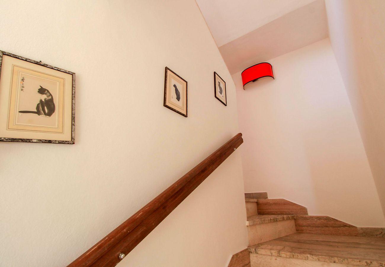 Castiglione della Pescaia -Appartement Anna - Détails intérieurs