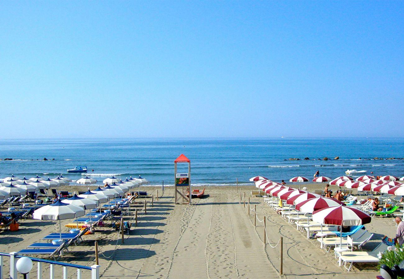 Castiglione della Pescaia - Anna Apartment - La plage de sable