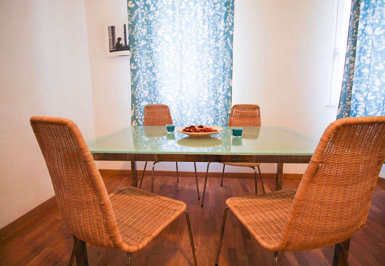 Marina di Grosseto - Appartement Lavanda - La salle à manger