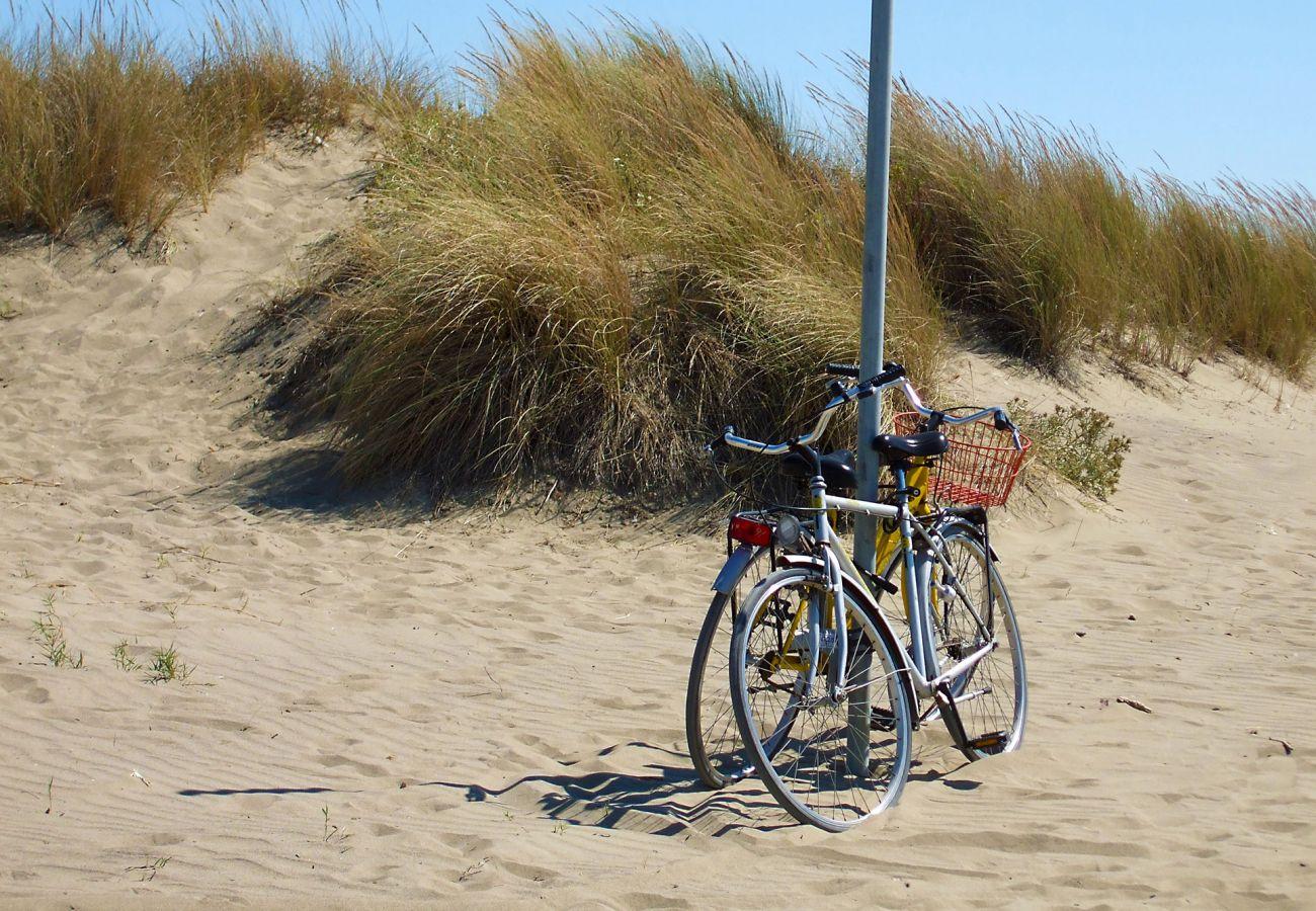 Principina Mare - Les plages