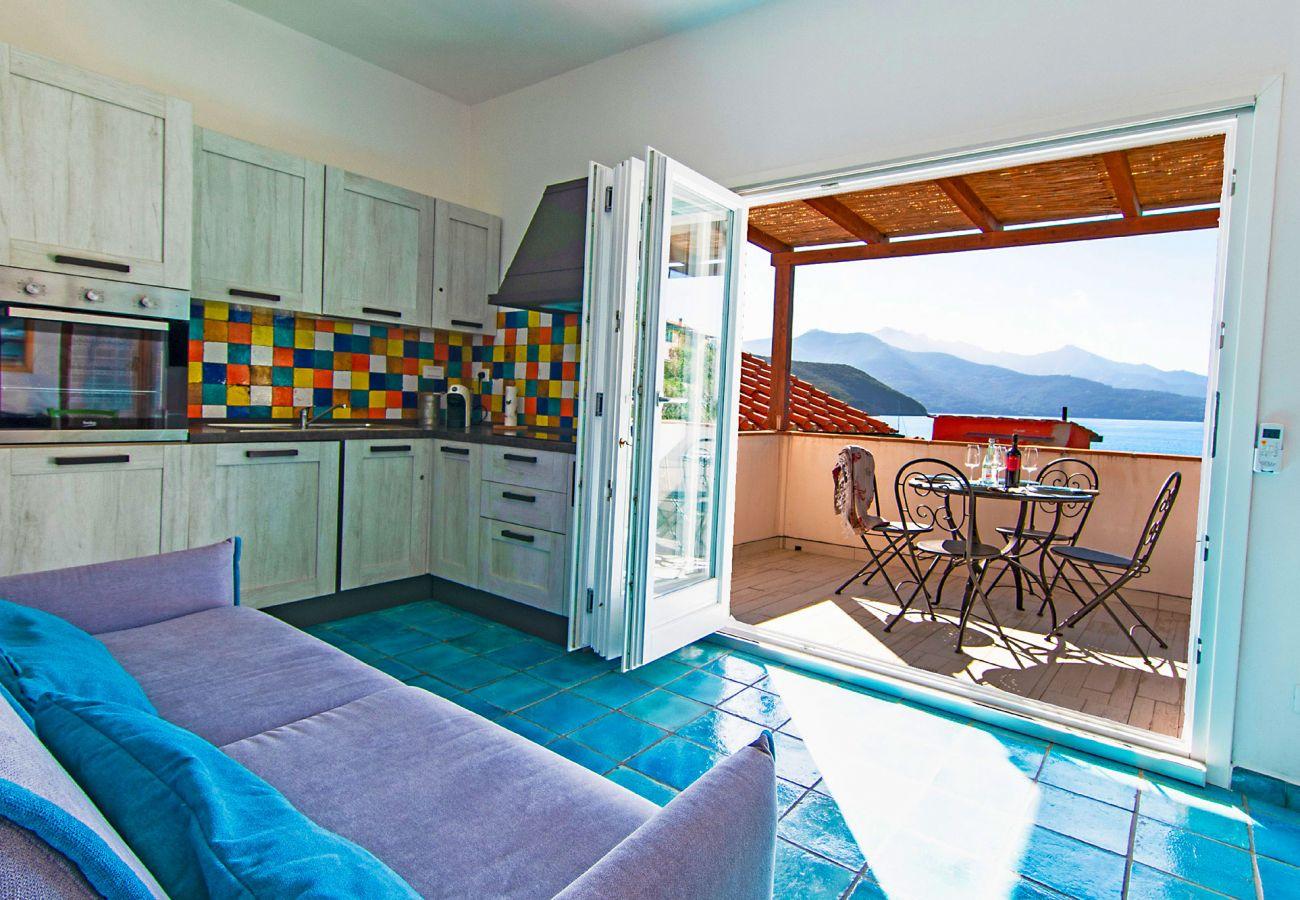 Appartement à Portoferraio - Appartamento Terrazza