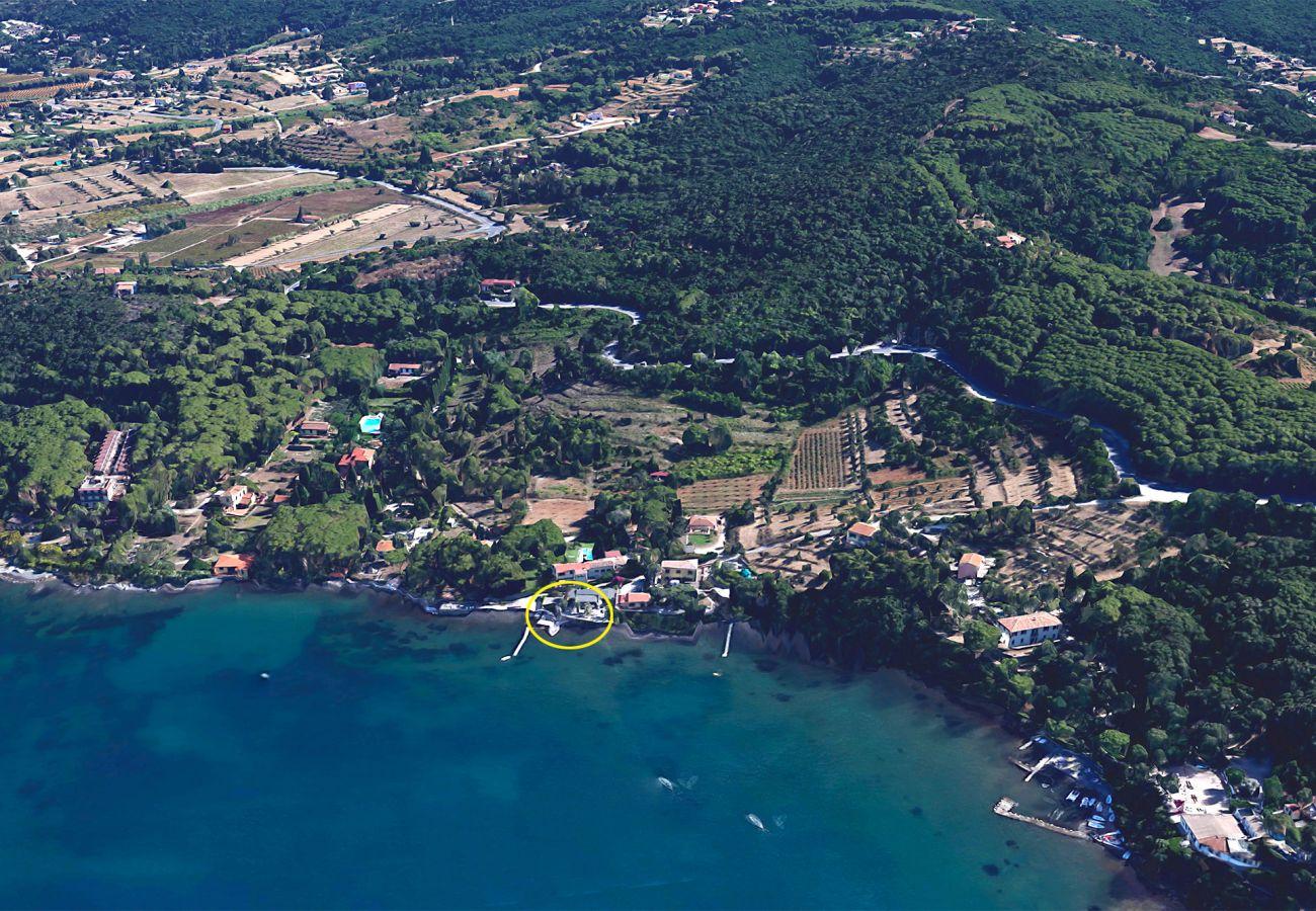 Villa a Portoferraio - Le Grotte Villa
