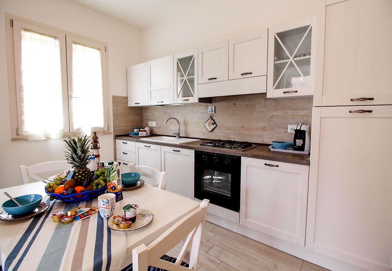 Appartamento Ancora - Vacanze serene a Marina di Grosseto