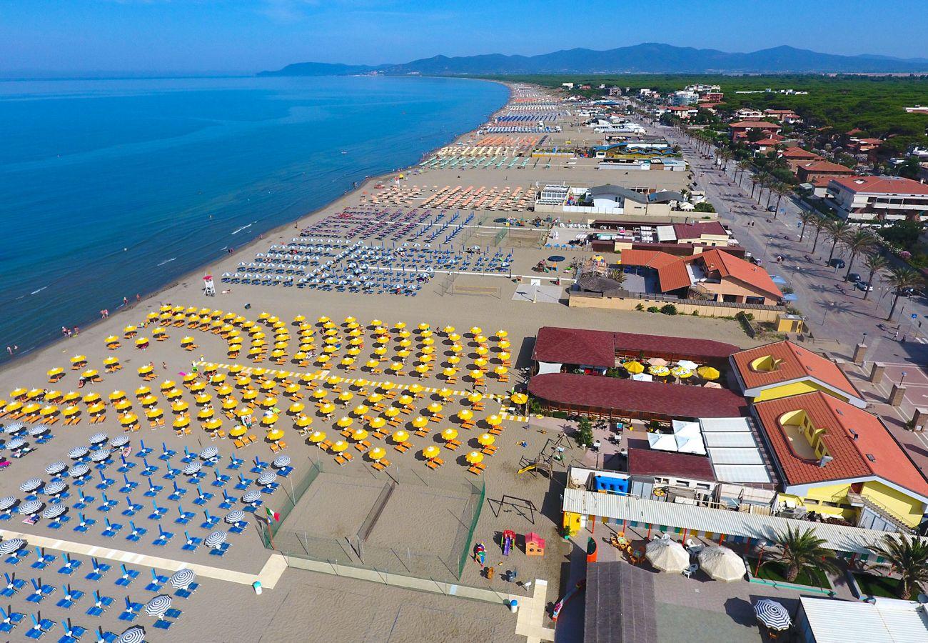 Il Bagno Capri a Marina di Grosseto - Maremma Toscana