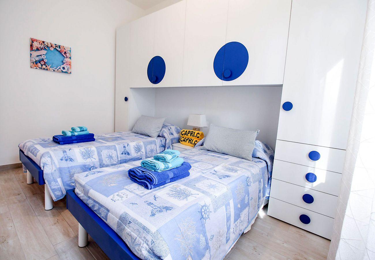 Marina di Grosseto-Appartamento Il Timone - Gli arredi moderni