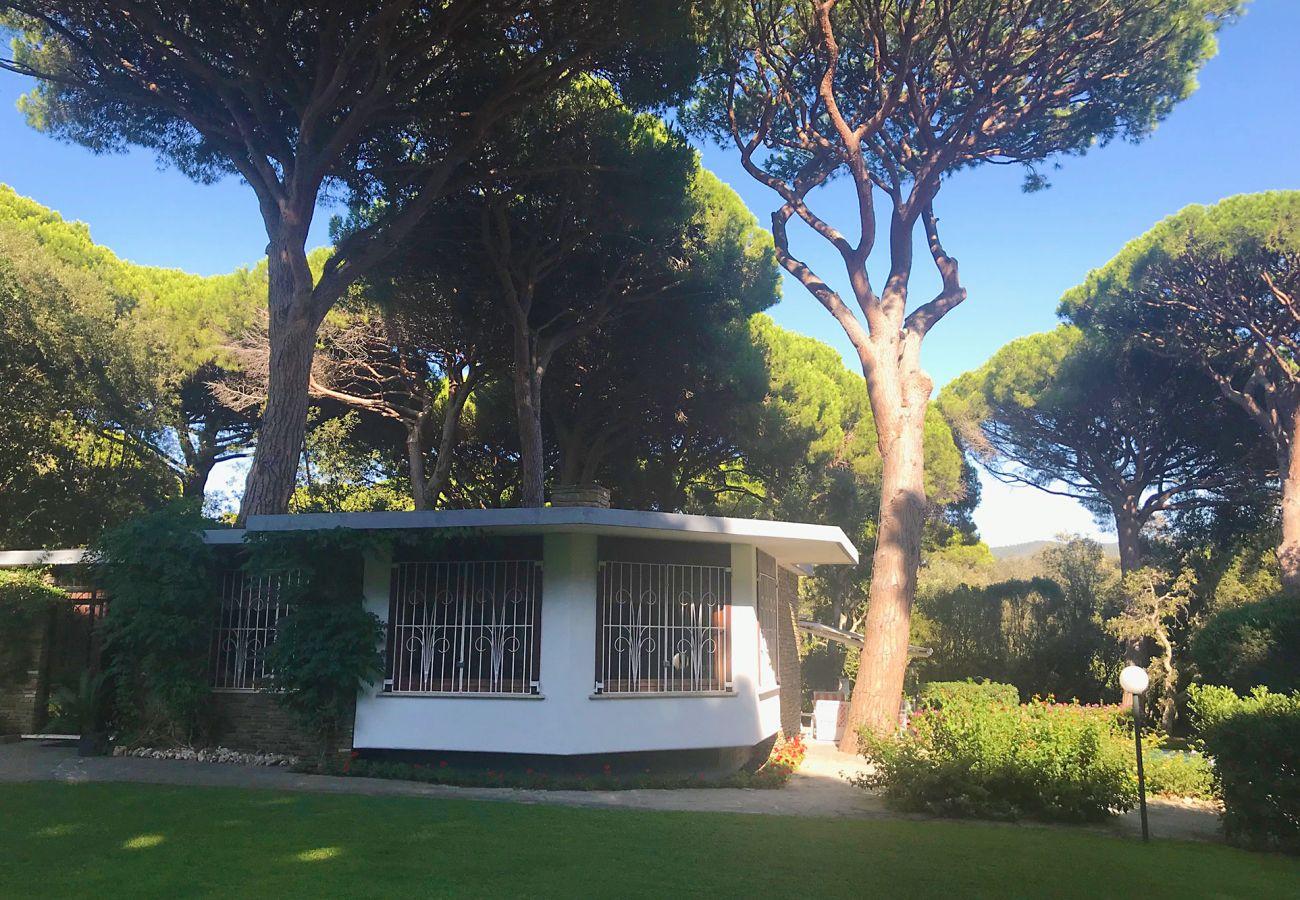 Villa a Punta Ala - Villa Raciti