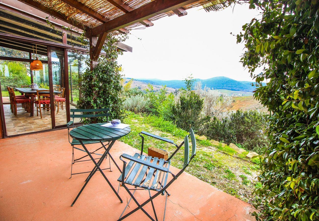 Villa a Magliano in Toscana - Villa Cavone