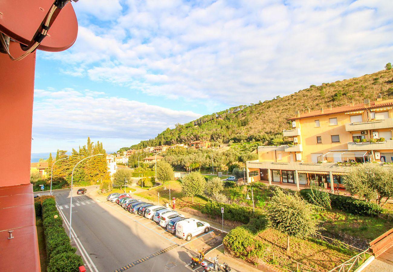 Appartamento a Porto Santo Stefano - Appartamento Pozzarello