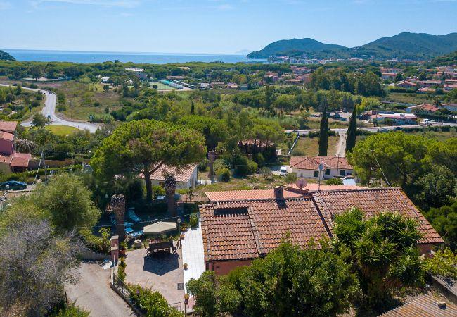 Villa in Marina di Campo - Villetta le Palme