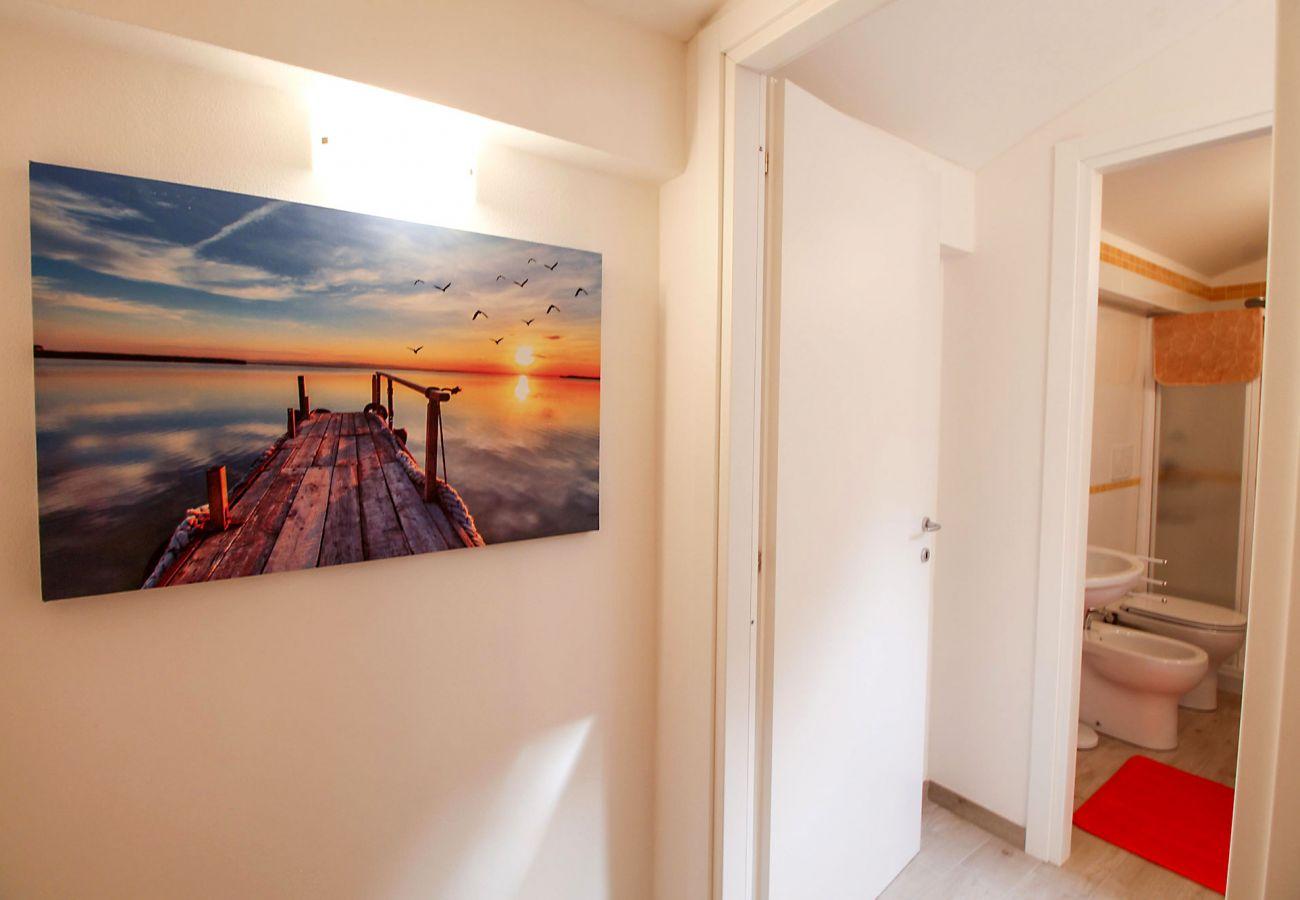 Marina di Grosseto - Holiday apartment Il Timone - MaremmaLink
